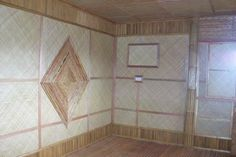 Bamboo house interior design Bamboo House, Home Interior Design, Divider, Modern, Room, Furniture, Home Decor, Bedroom, Trendy Tree