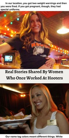 Believe it or not, but when the first Hooters restaurant opened on April Fool's Day back in 1983, the founders had no idea that the place would become so famous. #Realstories #Women #Hooters Back Tatto, Cute Almond Nails, Rock Nails, Hand Tattoos, Large Tattoos, Witch Nails, Money Tattoo, Gothic Nails, Funky Nail Art