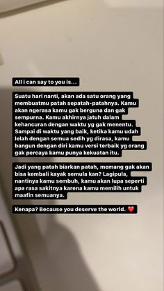 Quotes Rindu, Fear Quotes, Today Quotes, Reminder Quotes, Drama Quotes, Mood Quotes, Qoutes, Quotes Lockscreen, Some Inspirational Quotes