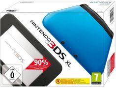 Console Nintendo 3DS XL - bleu & noir - Acheter vendre sur Référence Gaming