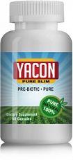 Yacon Pure Slim Afslankpillen 60caps  De Yacon plant uit Zuid-Amerika wordt al heel lang gebruikt voor zijn zoete smaak en gezonde eigenschappen die de stofwisseling stimuleren en u meer energie geven. Als onderdeel van een dieet kan Yacon Pure Slim u helpen bij het afslanken.  EUR 27.08  Meer informatie  #drogist