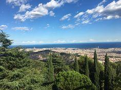 Landschaft Barcelona Costa Brava Meer