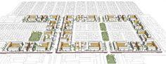 Projeto do escritório Grifo Arquitetura vence concurso para o habitacional Sol Nascente, em Ceilândia, no Distrito Federal :: aU - Arquitetura e Urbanismo