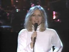 BARBRA STREISAND - THE WAY WE WERE(LIVE 1986) ~ have loved this song since elementary school when I was taught to play it on the viola