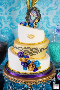 | Trend Alert: Ever After High (Madeline Hatter Tea Party) | http://soiree-eventdesign.com