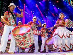 Todos os ritmos no carnaval do Recife (Foto: Marlon Costa/Pernambuco Press)