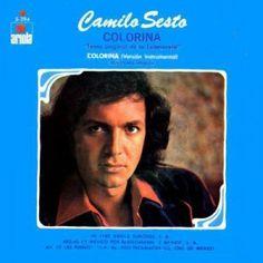 Camilo Sesto - Colorina - 1980