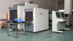 X ray inspection machine energy penetration system. Suitable for baggage and small cargo. Full Body Scanner, Walk Through Metal Detector, Scanning Machine, Vehicle Inspection, Security Equipment, Security Solutions, Surveillance System, Baggage, Technology