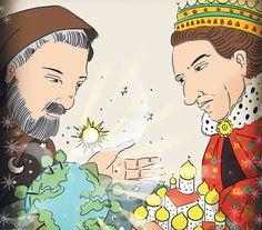 Paulo Coelho: Sobre los reyes y sus sabios / Ilustración: Vanessa Balleza