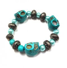 Antique Silver Metal Beads