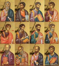 Συναξη Των Αγιων Δωδεκα Αποστολων ___june 30
