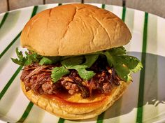 NYT Cooking: Lucky Peach Lamb Burgers