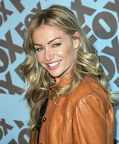 "Portia de Rossi - Australian actress, best known for her roles as lawyer Nelle Porter ""Ally McBeal"" and Lindsay Fünke on ""Arrested Development"""