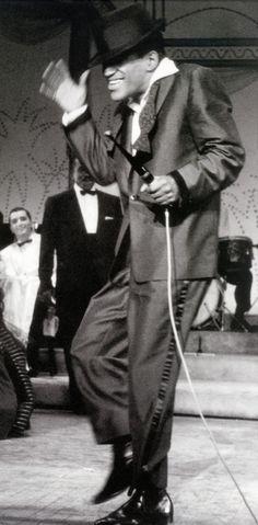 Mr. Bojangles, Sammy Davis Jr. www.chicagotaptheatre.com