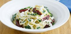 Spaghetti+With+Beetroot+And+Spinach+Recipe+Idea+-+Sainsbury's
