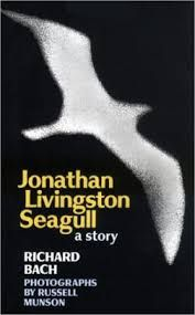 The hippies reached mainstream status with Jonathan Livingston Seagull by Richard Bach, a graphic novella about a seagull who leaves society behind and finds a higher plane of existence. Jonathan Livingston Seagull, Used Books, Books To Read, St Exupery, Owl Books, Most Popular Books, Reading Online, Books Online, Michael Jackson