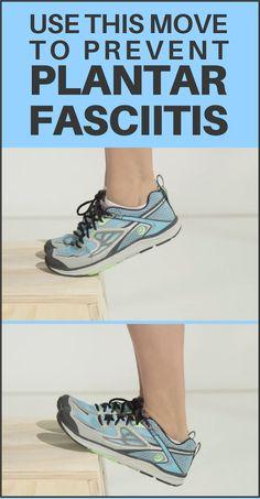 Use this Move to #Prevent Plantar Fasciitis #plantarfasciitis #footpain