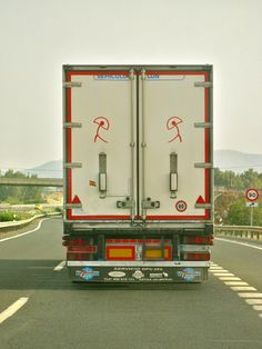 Good luck in business too! This truck, one of thousands in Almería  with its lucky Indalos