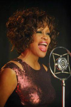 Whitney Houston ... like a million dollar bill