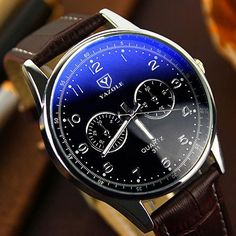 Cheap masculino, Buy Quality masculinos relogios directly from China masculino watch Suppliers: YAZOLE Hodinky 2018 Mens Watches Top Brand Luxury Famous Quartz Watch Men Clock Male Wrist Watch Quartz-watch Relogio Masculino Fancy Watches, Sport Watches, Luxury Watches, Watches For Men, Men's Watches, Jewelry Watches, Mens Watches Leather, Leather Men, Black Leather