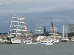 Port de Rouen - Armada 2008