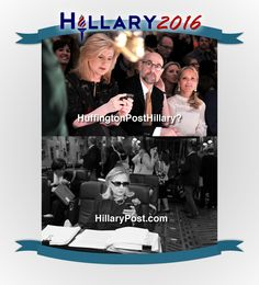 Texts from Hillary Clinton: Hillary receives a text from Arianna Huffington, founder of the Huffington Post and a popular political commentator. #textsfromhillary