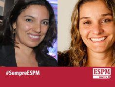 Malu López e Lica Bueno são as novas contratadas do Facebook. Formadas pela ESPM, as alumni cuidarão de novas áreas na empresa. #GPSAlumni #SempreESPM
