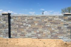 Stone Wall Panels Fencing - Use Advanced Precast Concrete Forming Instead Concrete Forms, Concrete Texture, Precast Concrete, Stone Texture, Modern Bungalow House Plans, Modern House Design, Iphone Wallpaper Ocean, Iphone Wallpapers, Stone Wall Panels