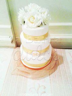 Cake Design Guatemala : a Wedding cake on Pinterest Wedding cakes, Fondant and ...