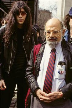 fb6104db7214d R Joey Ramone, Ramones, Allen Ginsberg, Geração Beat, Jack Kerouac, Punk