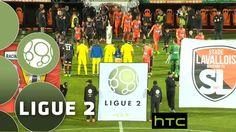 Stade Lavallois - RC Lens (1-1)  - Résumé - (LAVAL - RCL) / 2015-16