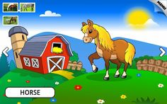 Zoo and Farm Animals for Kids Android Mobile Analytics and App Store
