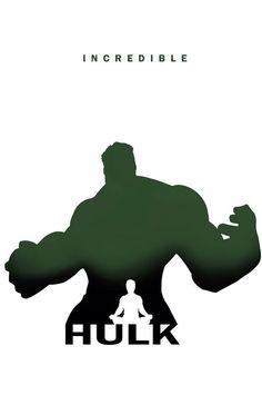 Hulk - Incredible by Steve Garcia