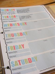 SO MANY FREE ORGANIZER PRINTABLES!!
