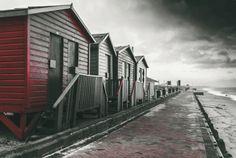 MuizenbergHouses Art Photography, Lens, Fine Art Photography, Klance, Lentils, Artistic Photography