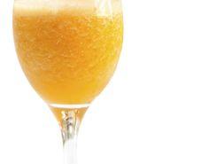 Smoothie med gulrot og appelsin - Tara
