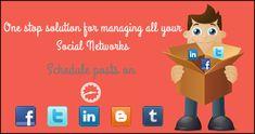 las redes,perfiles y grupos de linkedin, facebook ,paginas  fans, todo lo twitter que quieras,en automatico
