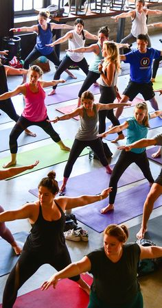 Beer yoga is nearly as universal at breweries as IPAs: you can find a class almost anywhere. Writer James Wagner tells us about his first beer yoga class. At Home Workout Plan, At Home Workouts, Craft Beer Labels, How To Make Beer, First Class, First Time, Active Wear, Writer, Yoga Tips