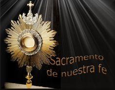 Imágenes religiosas de Galilea: Santisimo Sacramento
