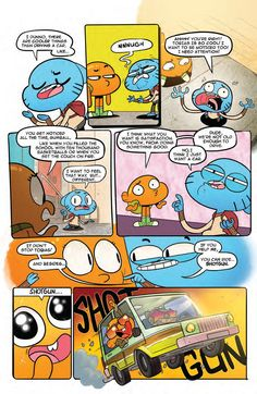 Preview: The Amazing World of Gumball Vol. 1 TP,   The Amazing World of Gumball Vol. 1 TP Story: Frank Gibson Art: Tyson Hesse Cover: Zachary Sterling Publisher: BOOM! Studios/KaBOOM! Publicat...,  #All-Comic #All-ComicPreviews #Boom!Studios #Comics #FrankGibson #kaboom! #Previews #THEAMAZINGWORLDOFGUMBALL #TysonHesse #ZacharySterling