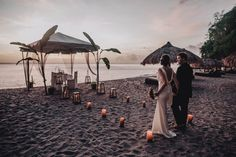 This St. Lucia Elopement Brilliantly Mixes Luxury and Minimalism
