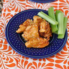 Buffalo Wild Wings Asian Zing Boneless Tenders | Perfect as an appetizer or meal!