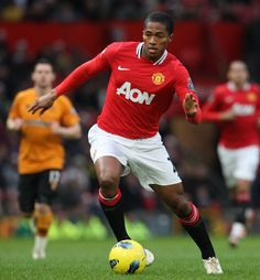 Antonio Valencia, Manchester United Player of the Year 2011/12.
