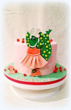 Dorothy cake