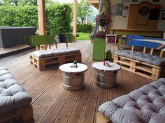 Outdoor Furniture Sets, Outdoor Decor, Patio, Home Decor, Sunlight, Homemade Home Decor, Yard, Porch, Terrace