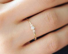 Bagues de fiançailles – Etsy BE