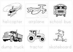 Transportation theme ideas for kindergarten