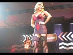 Rago Shapewear - Las Vegas International Lingerie Show, September 2013