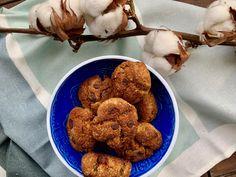 Μπισκότα με κομματάκια σοκολάτας, χωρίς αβγό! Healthy Food, Healthy Recipes, Cereal, Cookies, Breakfast, Ethnic Recipes, Desserts, Healthy Foods, Crack Crackers