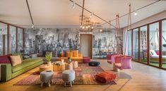 """living room hyderabad residence moriq architects indiaartndesign"""